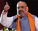 Amit Shah on 2-day visit to K'taka from Jan 16